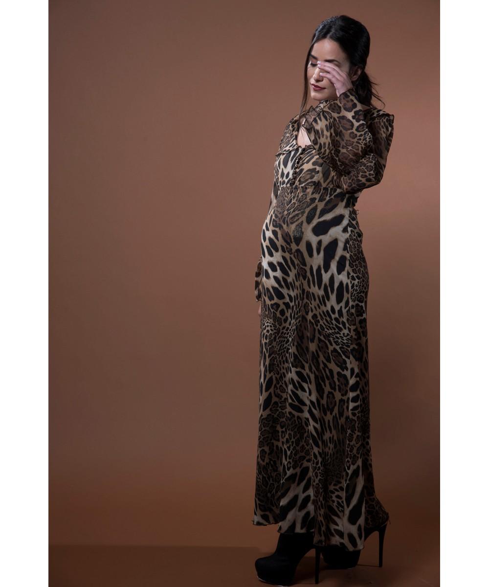Φόρεμα Animal
